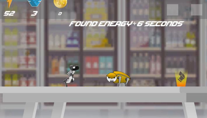 Zebra Jump N Run