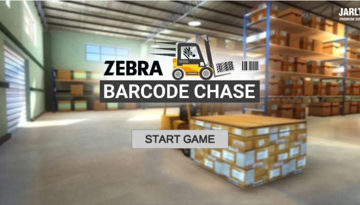 Zebra Barcode Chase