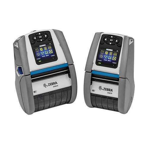 Zebra ZQ600-HC Serie